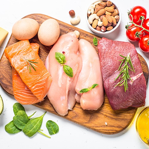 Mäso, ryby & údeniny